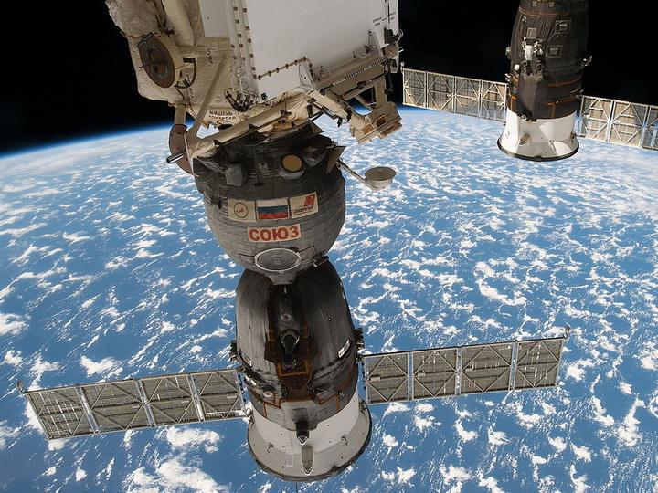 Найдены новые следы сверления на космическом корабле «Союз» - ФОТО