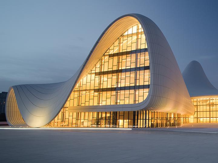 В парке Центра Гейдара Алиева состоится концерт, посвященный 100-летию освобождения Баку - ФОТО