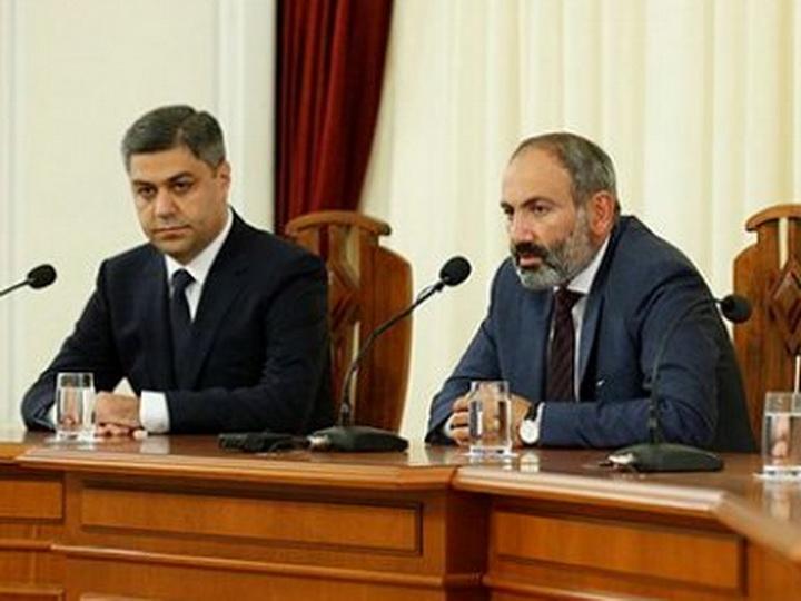 Глава СНБ Армении меняет место жительства из соображений безопасности
