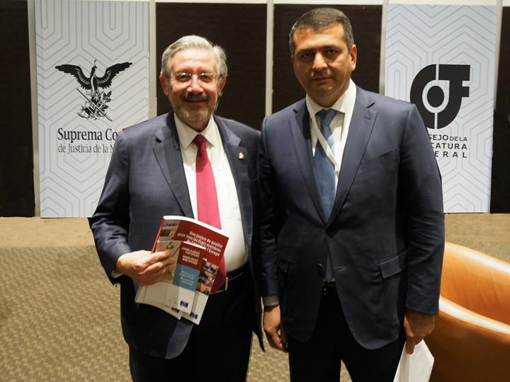 CEPEJ-in Vitse-prezidenti Ramin Qurbanov Avropa dövlətlərini uğurla təmsil edir  – FOTO