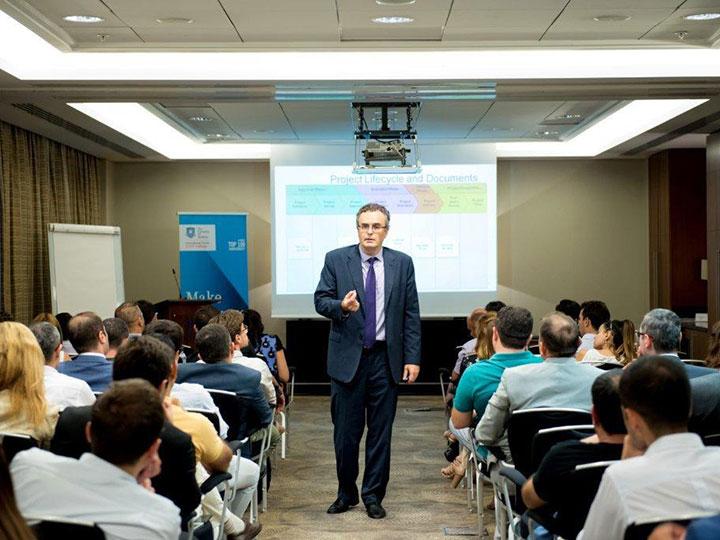 Выгодная возможность от Шеффилдского университета для деловых людей  – ФОТО – ВИДЕО
