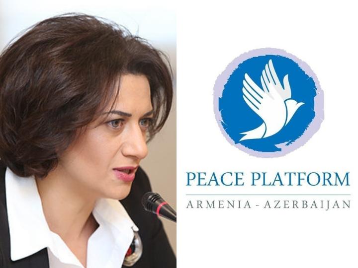 Платформа Мира ответила на призыв супруги премьер-министра Армении