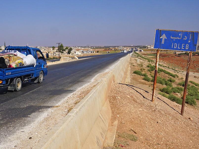 США приветствуют усилия России и Турции по созданию буферной зоны в Идлибе