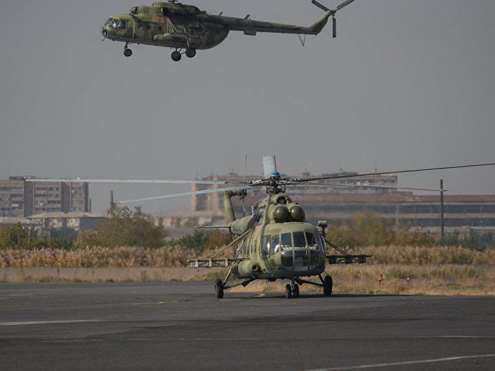 Российская база в Армении поднята по тревоге