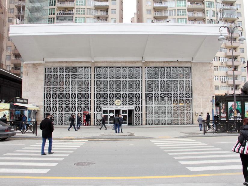 Почти на год закрывается одна из станций Бакметрополитена - ФОТО