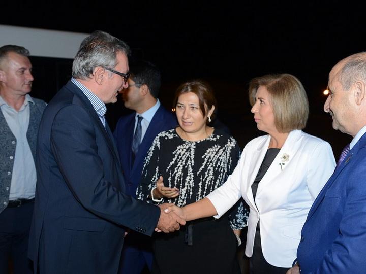Начался визит в Азербайджан председателя Палаты представителей Боснии и Герцеговины