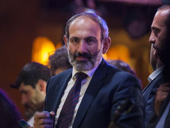 Пашинян перенес визит в США ради выборов мэра Еревана