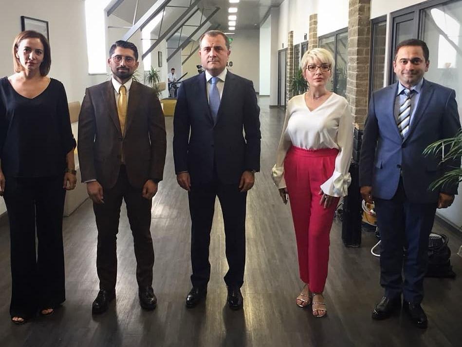 Министр образования отвечает на вопросы 1news.az, ITV и ASAN Radio – ВИДЕО