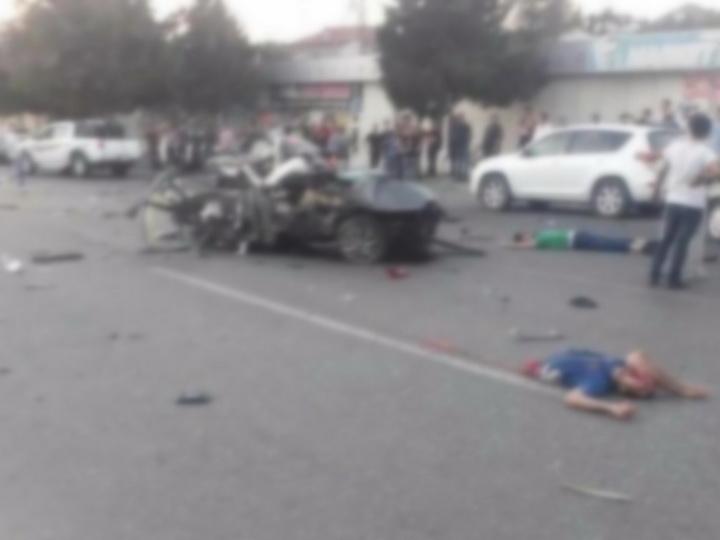 Новая версия причины страшного ДТП в Баку, в котором погибших разорвало на части – ФОТО – ВИДЕО – ОБНОВЛЕНО