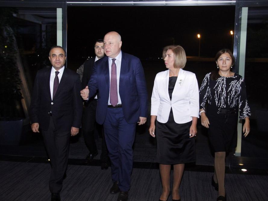 Председатель ПА ОБСЕ находится с визитом в Азербайджане
