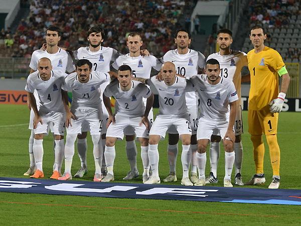 Азербайджан опустился на три строчки в рейтинге ФИФА