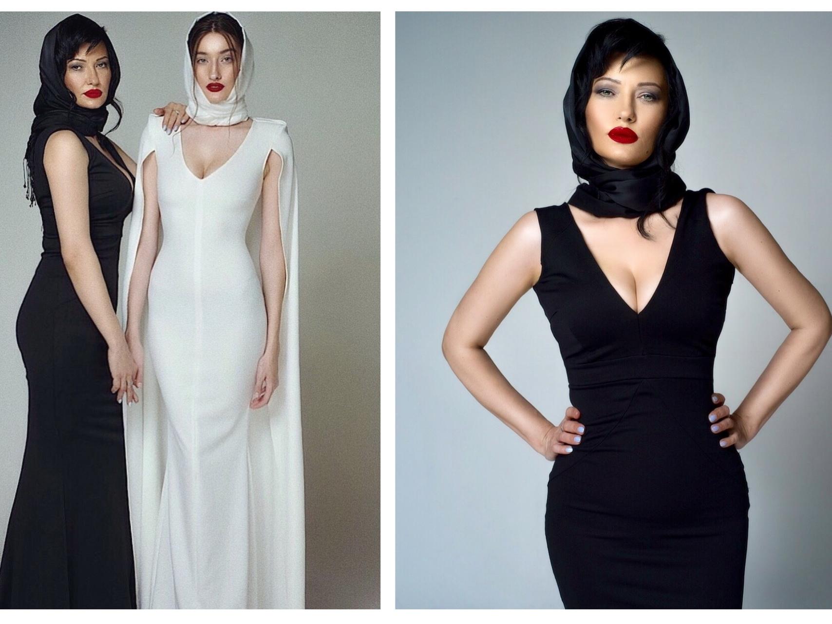 Словно сестры: Новая фотосессия модели Рашиды Сулеймановой и ее красавицы-мамы - ФОТО