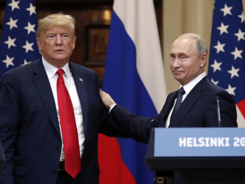 Путина и Трампа пригласили на бой Нурмагомедова и Макгрегора