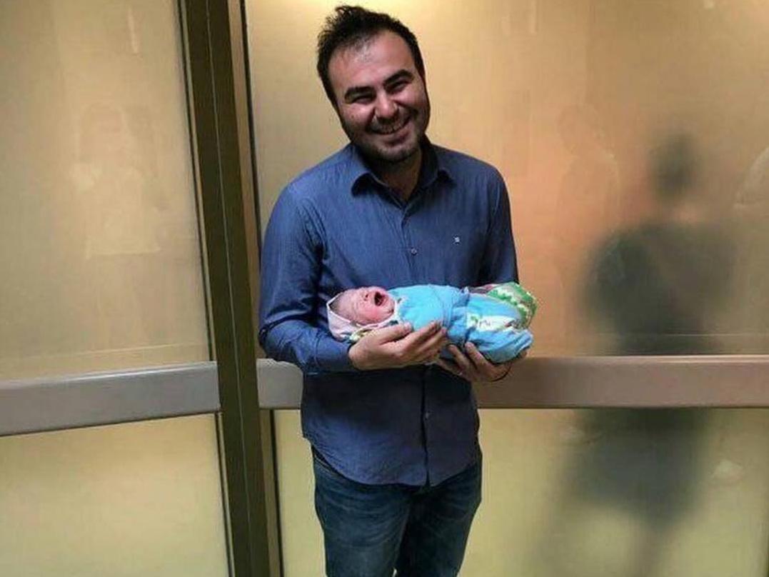 Шахрияр Мамедъяров стал отцом – ФОТО
