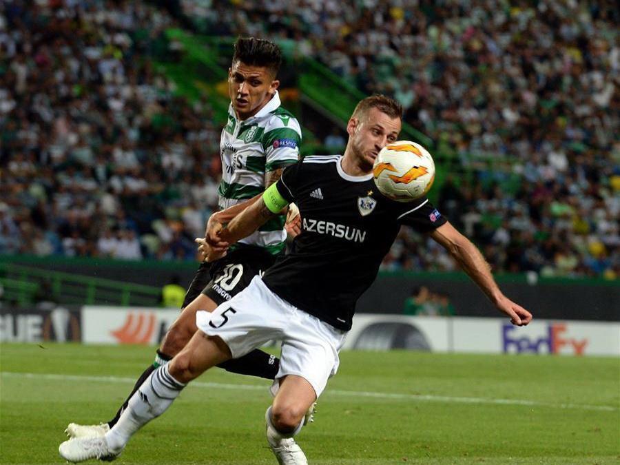 Поражение без шансов или не хватило удачи? «Карабах» стартовал в Лиге Европы с 0:2 в Лиссабоне