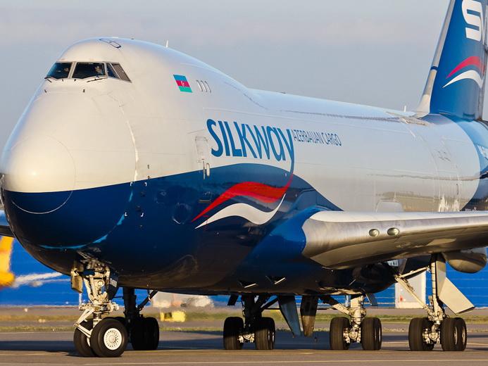 Silk Way West Airlines открывает новое направление в Китай