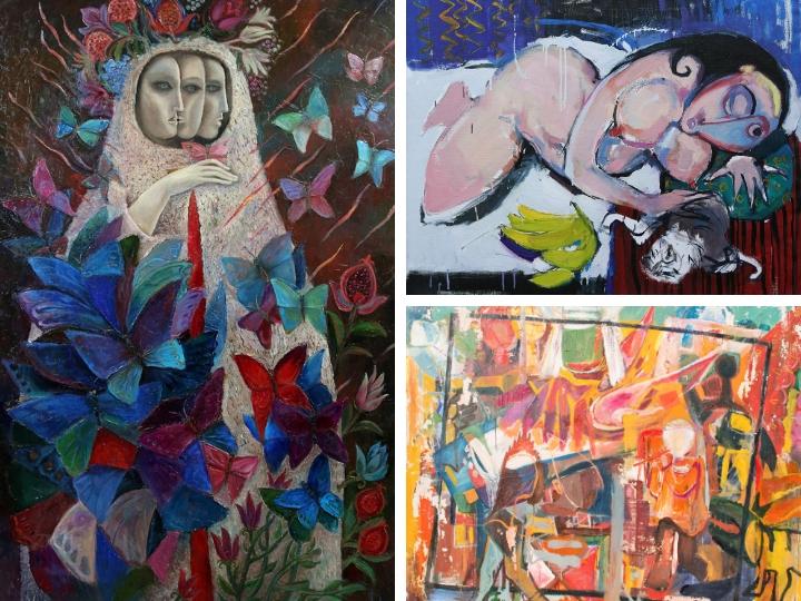 Работы современных азербайджанских художников едут на выставку в Лондон – ФОТО