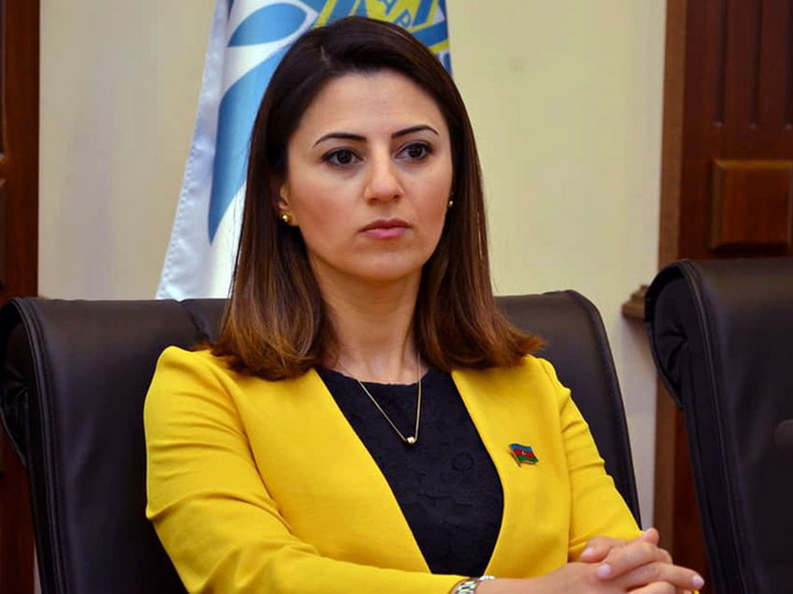 Sevinc Fətəliyeva: Azərbaycan parlamentinin 100 illiyinə həsr olunmuş təntənəli mərasim mühüm hadisədir