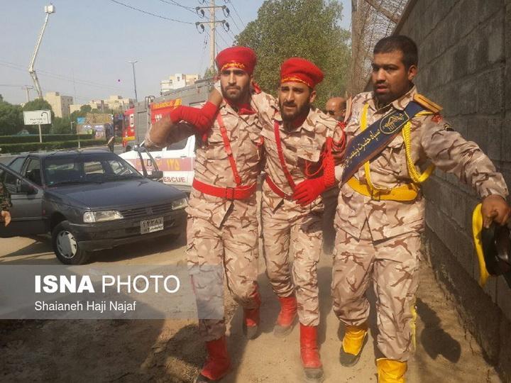Число жертв теракта на военном параде в Иране возросло до 28 - ФОТО - ВИДЕО - ОБНОВЛЕНО