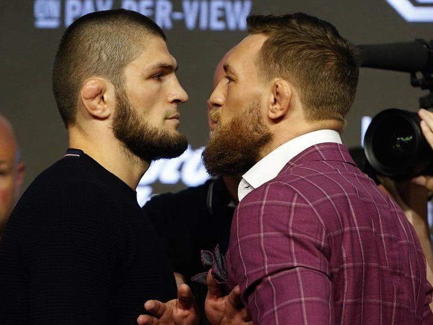 Глава UFC: Нурмагомедов «вскипел внутри» после слов Макгрегора - ВИДЕО