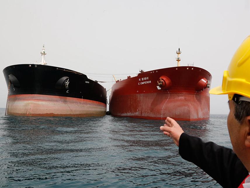 Иран намерен экспортировать нефть, несмотря на санкции США
