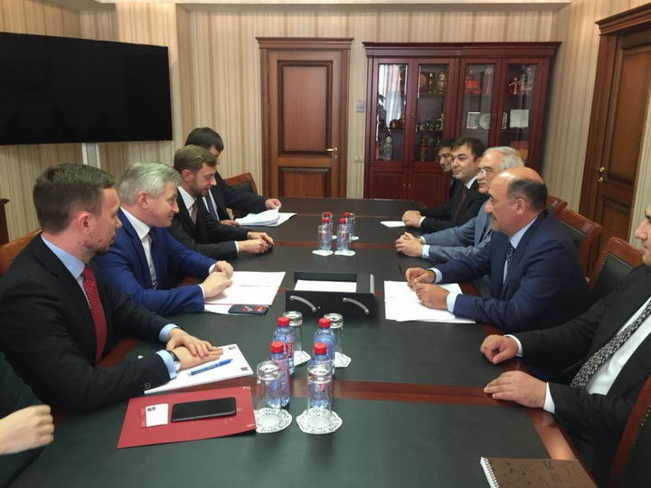 Обсуждены вопросы сотрудничества между Азербайджаном и Россией в культурной сфере