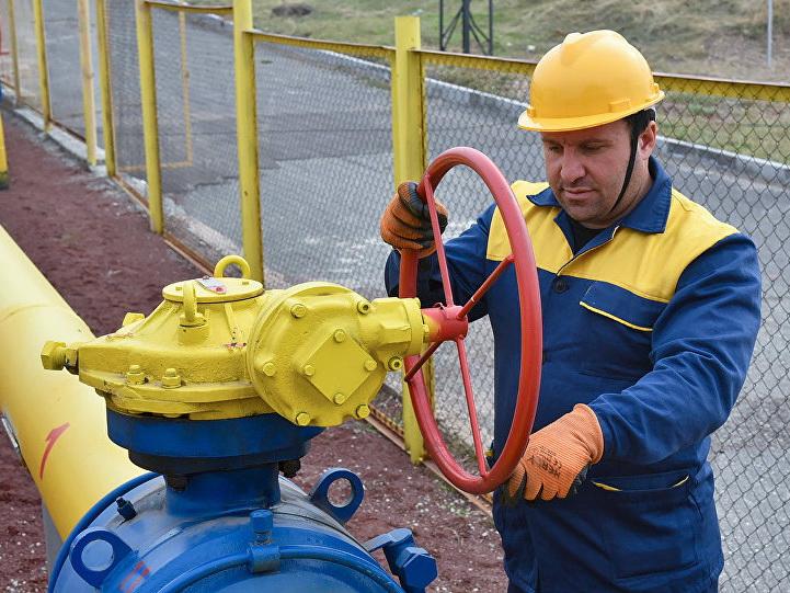 Грузия временно приостановила транзит газа в Армению