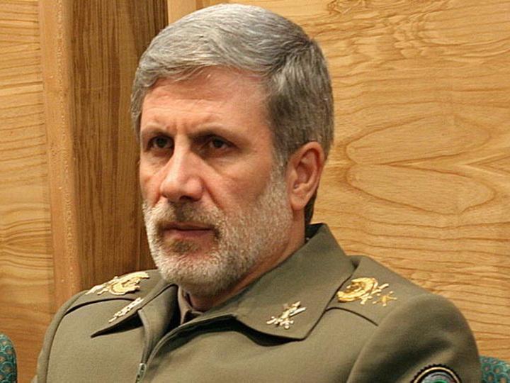Müdafiə naziri: Terror İranın siyasi kursunu dəyişdirə bilməz