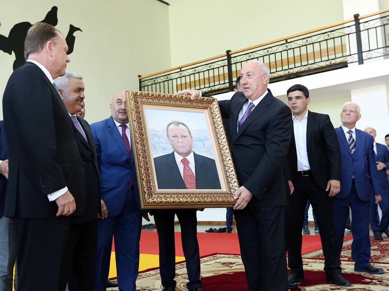 В Сумгайыте состоялось открытие учебно-тренировочной базы Федерации дзюдо Азербайджана