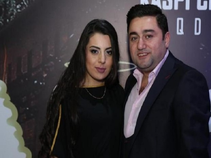 Aktyor Müşfiq Şahverdiyev ailəsini göstərdi - VİDEO