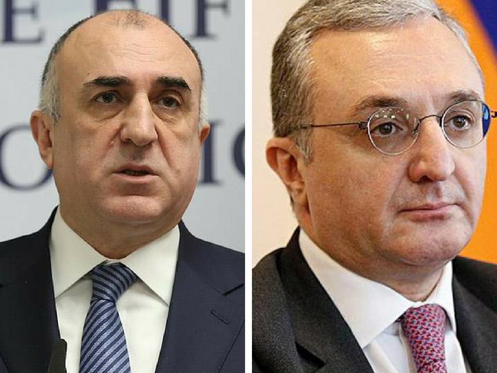 Azərbaycan və Ermənistan XİN rəhbərlərinin görüşünün vaxtı açıqlandı