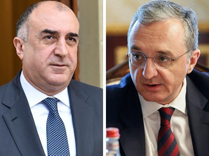 Главы МИД обсудят вопросы организации встречи Президента Азербайджана с премьером Армении