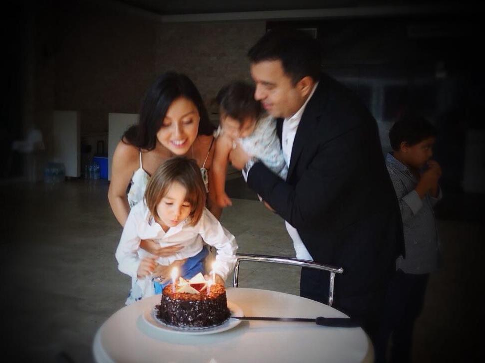 Сафура Алиева показала подросшую дочь Аишу - ФОТО