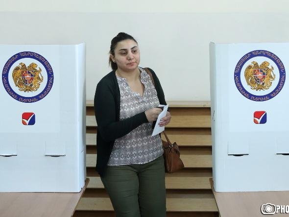 Генпрокуратура на выборах в Совет старейшин Еревана зафиксировала 129 случаев нарушений – Предварительные данные