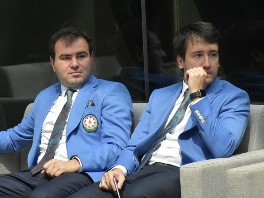 Олимпийские надежды азербайджанских шахматистов