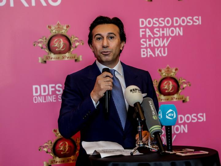Крупнейший модный дом Турции Dosso Dossi Fashion Show организовал в Баку текстильную выставку – ФОТО