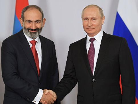 Ереван анонсирует новую встречу Пашиняна с Путиным