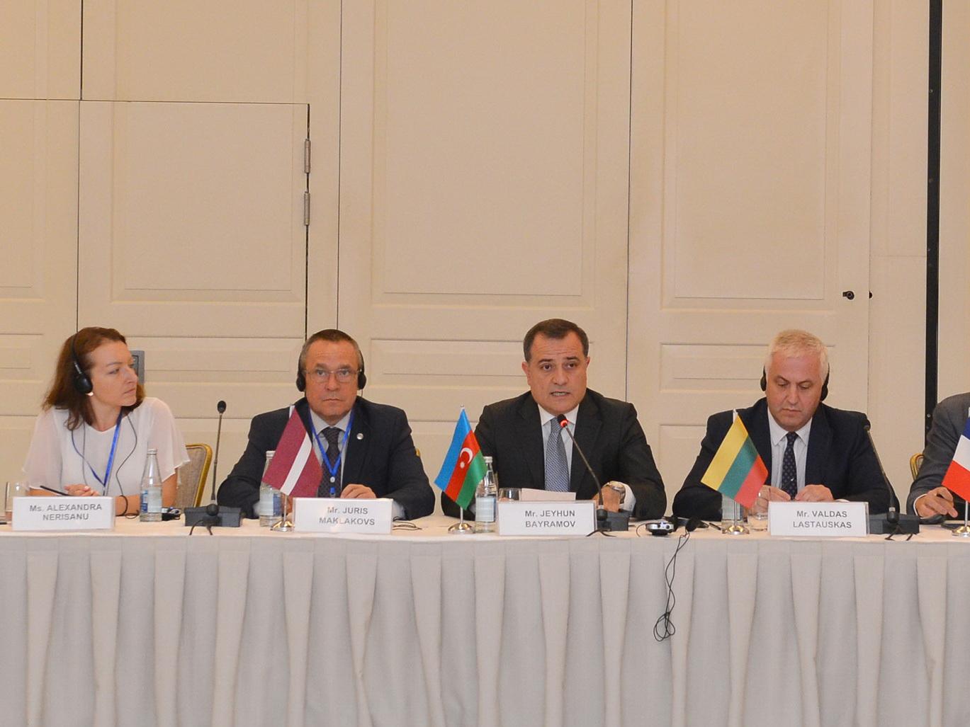 Состоялась презентация проекта Twinning «Поддержка усиления высшего образования в Азербайджане»