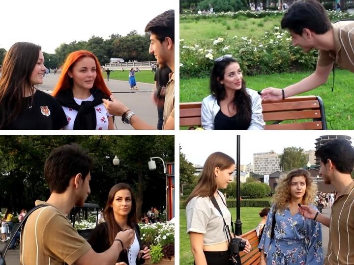 Армянки отвечают на вопрос: «Вышли бы вы замуж за азербайджанца?» – ВИДЕО