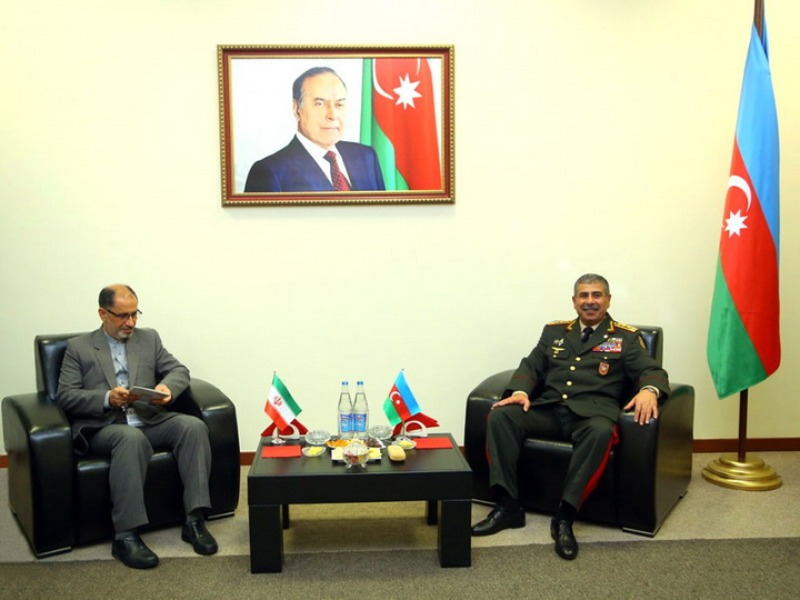 Азербайджан и Иран провели широкий обмен мнениями по вопросам региональной безопасности