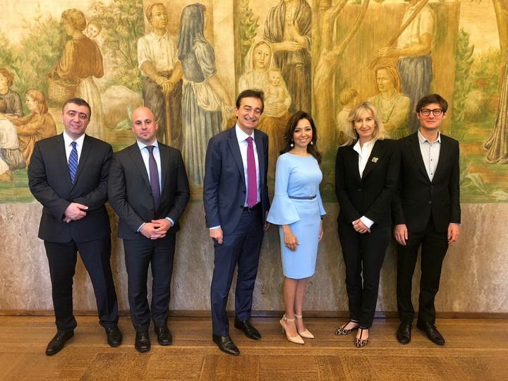 Достигнуто соглашение о сотрудничестве между Азербайджаном и швейцарским городом Лугано – ФОТО