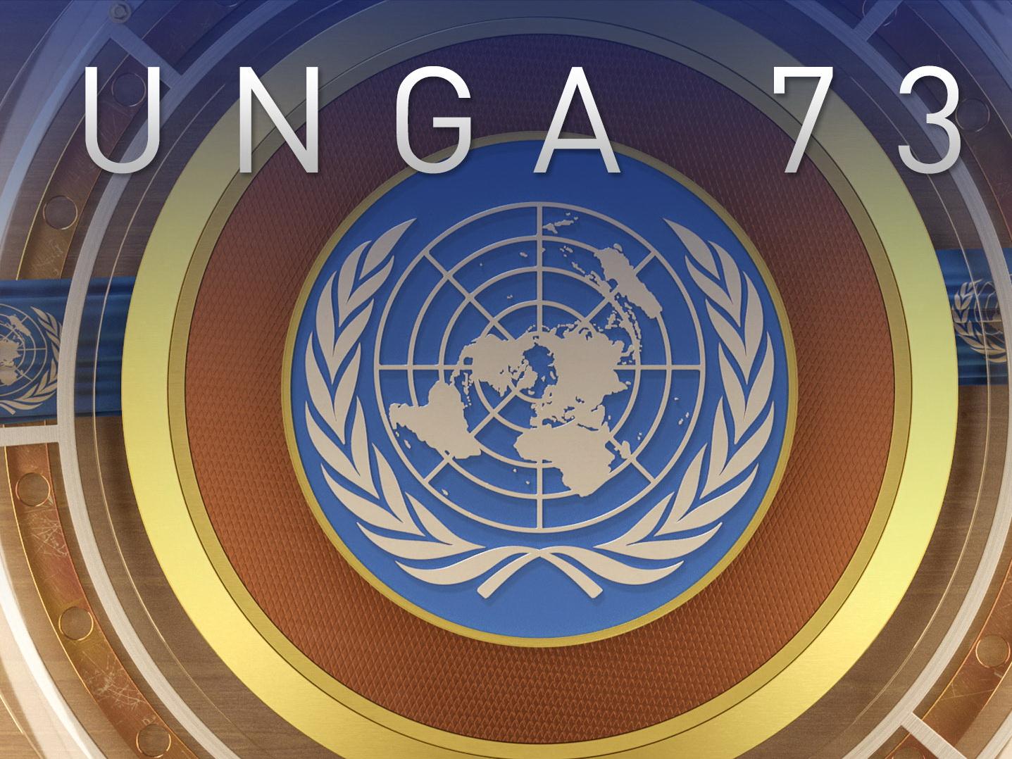 В Нью-Йорке начинаются общие дебаты в рамках 73-й сессии Генассамблеи ООН – ФОТО – ВИДЕО