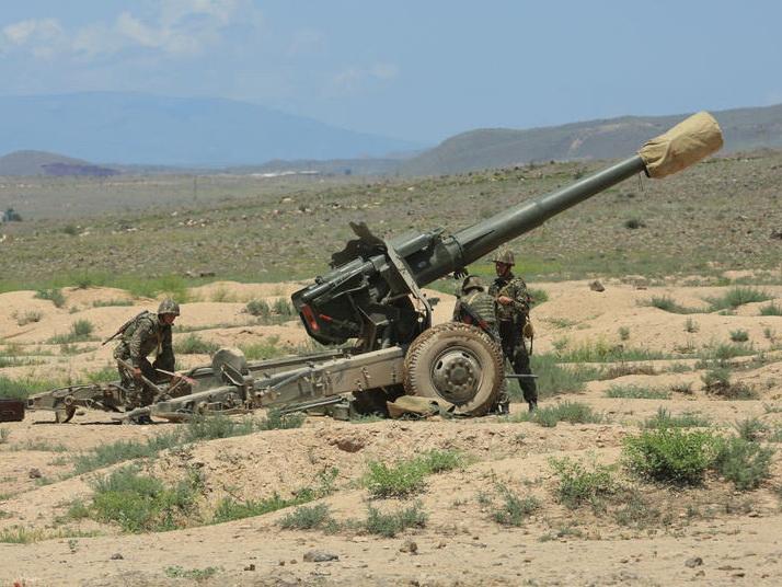 Объединенная армяно-российская группировка войск проведет тактические учения
