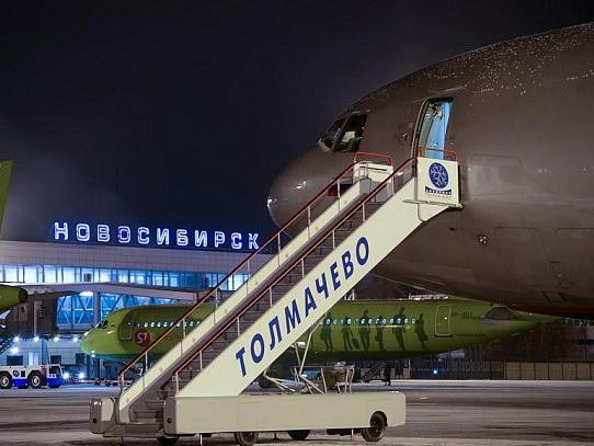 Пассажир рейса Новосибирск-Баку угрожал взорвать самолет