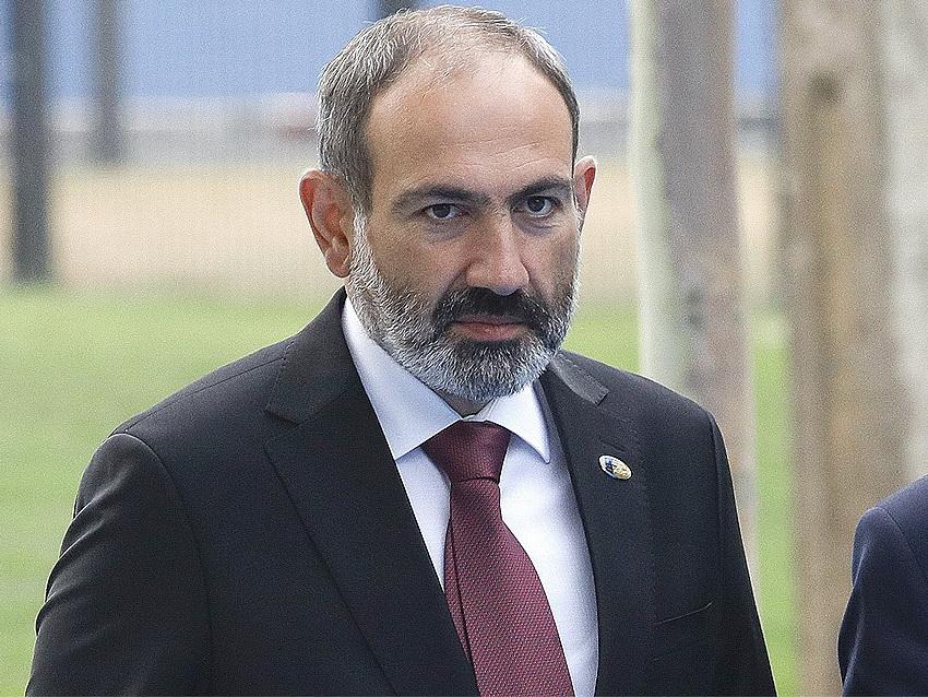 Пашинян отметил важность мирного разрешения конфликта в Нагорном Карабахе
