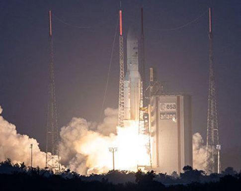 """""""Azerspace-2"""" orbitə buraxıldı - VİDEO"""