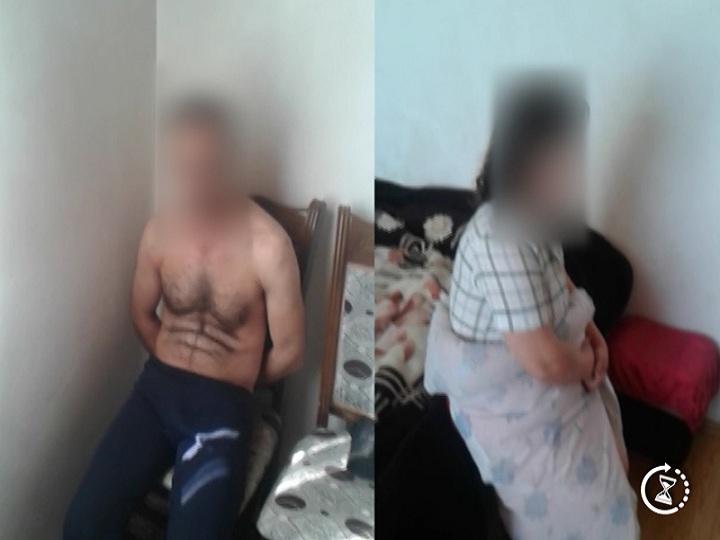 Azərbaycanda şok: Arvadını başqa kişi ilə tutdu, videoya çəkdi – VİDEO