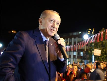 Эрдоган: Турция не справится с новым потоком беженцев в одиночку