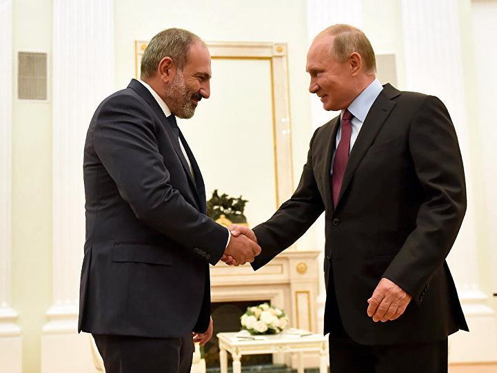 NewsWeek:Армения как союзник России действует в интересах Кремля против США
