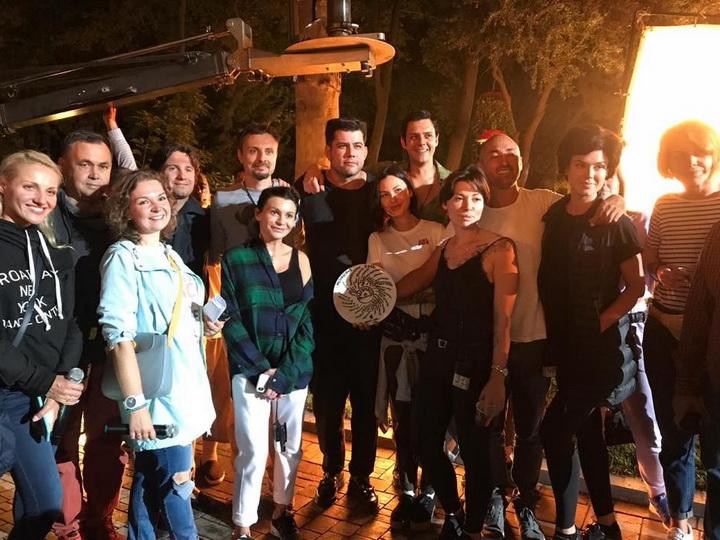Первый канал приступил в Баку к съемкам сериала о Муслиме Магомаеве – ФОТО